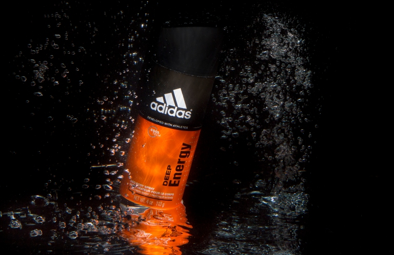 Adidas- Deep Energy Body Spray