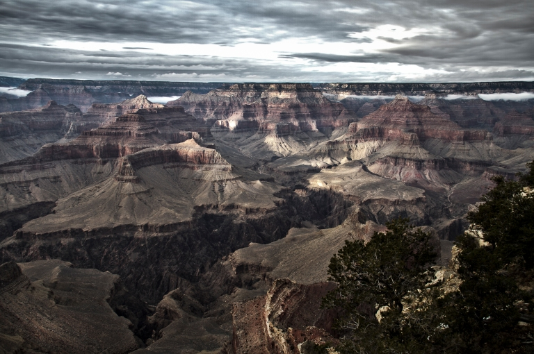 Grand Canyon West Rim Overlook