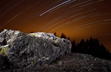 Crower Pit Star Trails