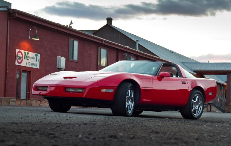 85 Corvette